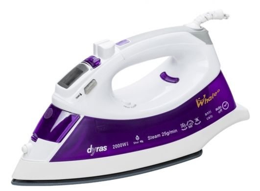 Steam Iron with LCD Display