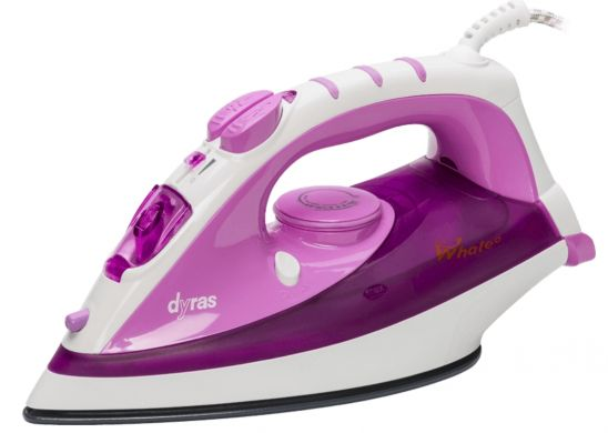 Steam Iron with Ceramic Soleplate