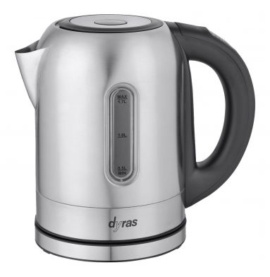 Cordless Stainless Steel Water Kettle with Temperature Setting