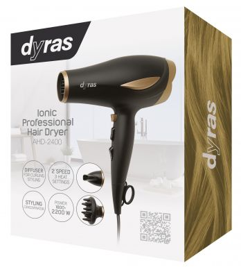 Ionic Professional Hair Dryer
