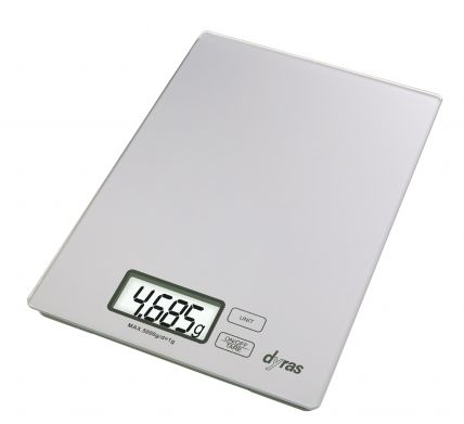 Ultra-thin Digital Kitchen Scale